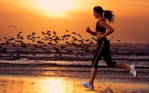 Active Recovery - an easy jog.