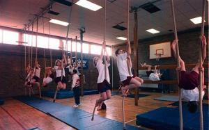 Movement in schools