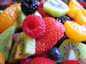 Fruit - more available now than ever before.