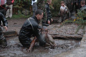 10k Marine Commando Challenge (picture from The Independent)